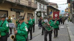 S.Ambrogio: l'inaugurazione di via Terzo Reggimento Alpini per i 90 anni delle penne nere