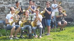 Villarfocchiardo: Masterclass di ottoni alla certosa