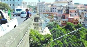 Alpignano, reti di protezione sul ponte dei suicidi