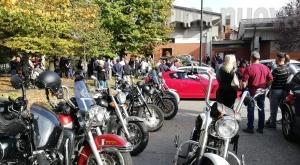 Rivoli, il rombo delle Harley per l'ultimo saluto a Mario Demasi