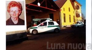 Collegno, giovedì i funerali dell'anziana travolta da un'auto nel cortile di casa