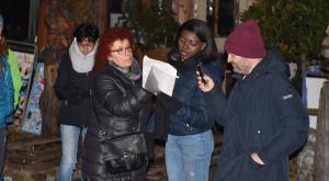 Marcia per la Pace a Villarfocchiardo