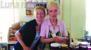 Addio Agnese, la barista della frontiera al Moncenisio