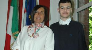 Rivoli, 100 e lode per lo studente modello del Romero