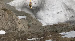 Precipita per 200, escursionista muore tra val Susa e val Chisone