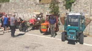 Il rombo dei trattori veste a festa le Ramats