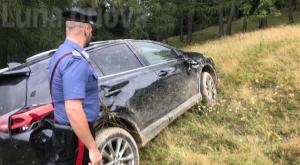 Chiomonte: anziano muore al Frais ribaltandosi con la sua auto sul sentiero
