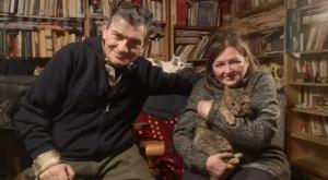 Il miracolo di Capodanno: il gatto torna a casa dopo oltre 5 mesi