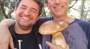 Diego Bernar e Romualdo Esteves