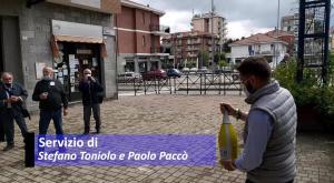 Alpignano, sarà ballottaggio tra Palmieri e Oliva