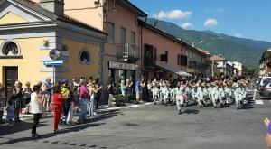 """S.Antonino: """"Muli & Biciclette"""", la corsa dei Bersaglieri"""