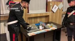 Bussoleno: soldi e droga in casa, arrestato il titolare di un bar