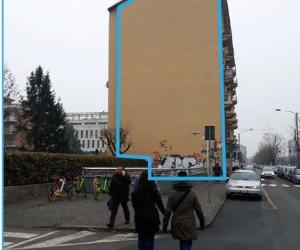 Collegno dice addio ai muri grigi: in arrivo tre mega murales