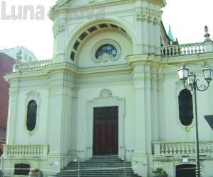 Piossasco, la chiesa S.Francesco perde i pezzi: messa in trasferta