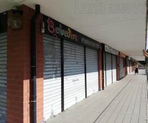 Alpignano, al Belvedere ha chiuso anche l'ultimo negozio
