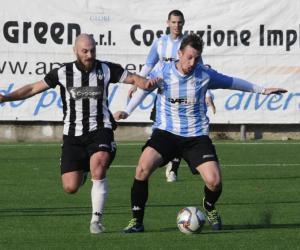 Aloisi-gol, il Lascaris acciuffa l'Alpignano nel recupero