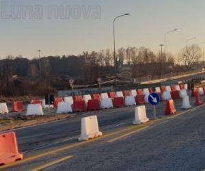 Collegno, riaperto ieri il viadotto su corso Sacco e Vanzetti