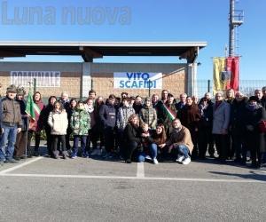 """Pianezza, Vito Scafidi rivive nel """"suo"""" campo sportivo"""