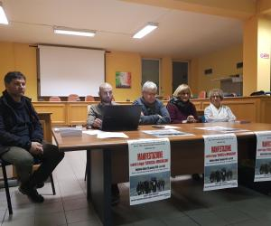 """Migranti: sabato ad Avigliana in marcia contro la """"legge insicurezza"""""""