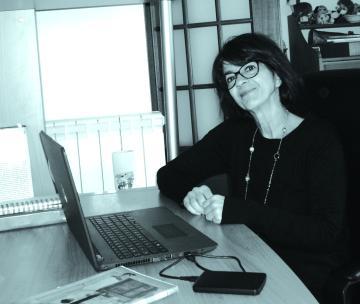 Luisella Ceretta: scrivere, la passione è un viaggio nel tempo