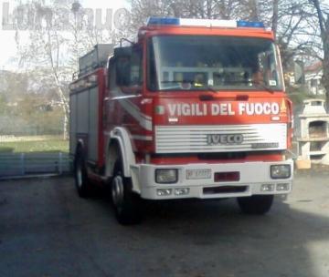 Rivalta: vigili del fuoco con tanti volontari, ma pochi mezzi