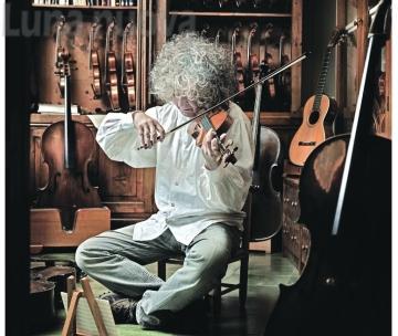 Angelo Branduardi: il menestrello suona al Forte