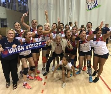 Fantastico oro agli European Master Games per l'Usato Garantito Volley