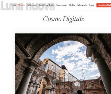 Il Castello apre la 'sala virtuale'