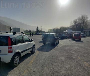 Susa, il drive through dell'autoporto stecca la domenica