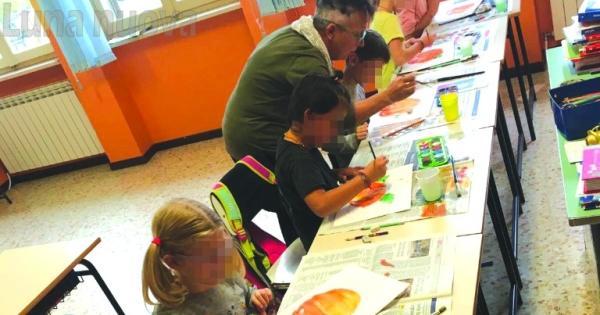 Novalesa: laboratori per salvare la scuola primaria - Luna Nuova