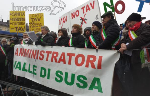 8 dicembre No Tav: il Pd contro l'adesione dell'Unione montana
