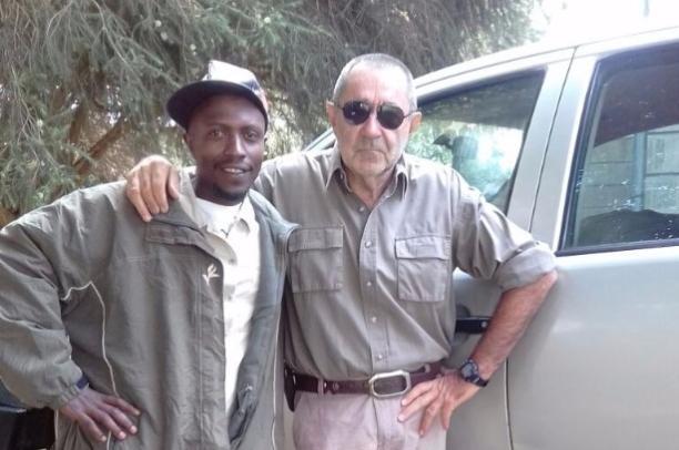 """Marco e il """"mal d'Africa"""": la seconda vita nel cuore del Kenya"""
