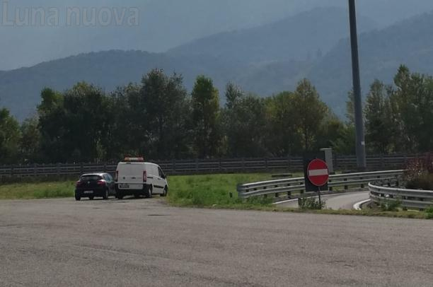 Scarica elettrica nel cantiere Sitaf, due feriti a traduerivi