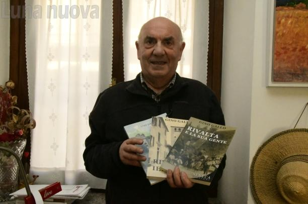 Gino Gallo: cara vecchia Rivalta, storia di una passione