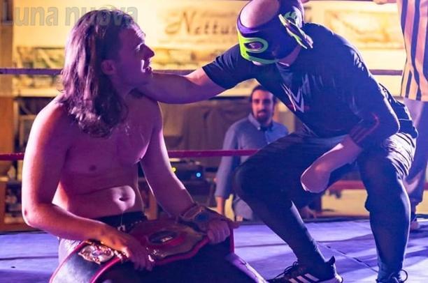 Dylan Rose: un ragazzo in gamba con il wrestling in testa